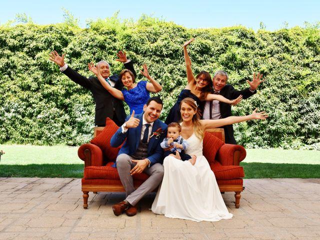 El matrimonio de Felipe y Caty en Graneros, Cachapoal 1