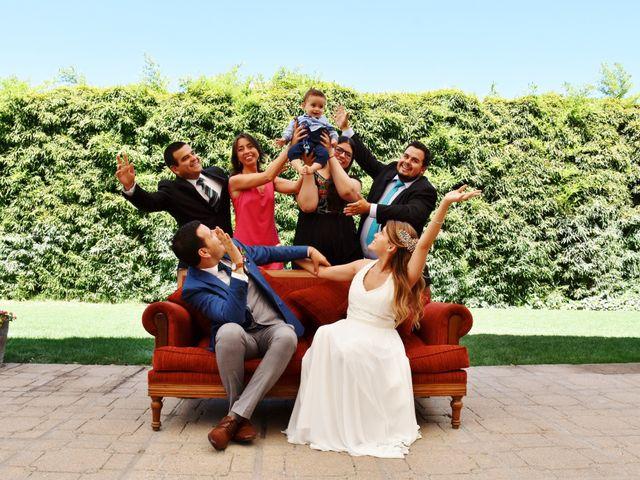 El matrimonio de Felipe y Caty en Graneros, Cachapoal 22