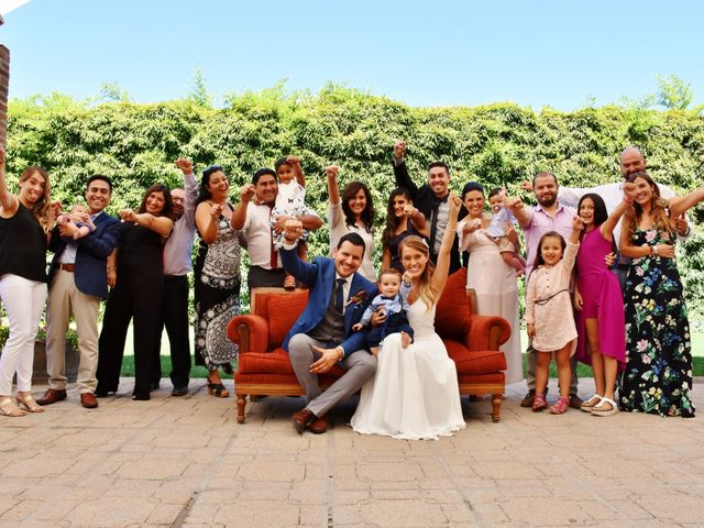 El matrimonio de Felipe y Caty en Graneros, Cachapoal 24