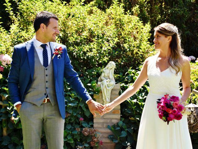 El matrimonio de Felipe y Caty en Graneros, Cachapoal 2