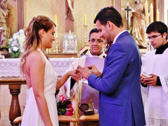 El matrimonio de Felipe y Caty en Graneros, Cachapoal 29