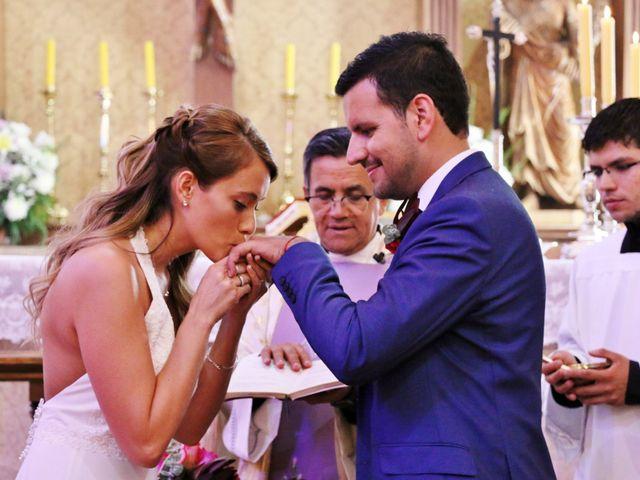 El matrimonio de Felipe y Caty en Graneros, Cachapoal 30