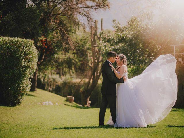 El matrimonio de Carolina y Sebastián