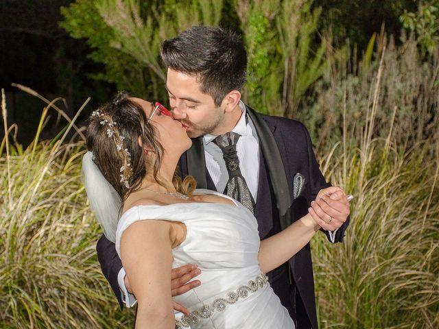El matrimonio de Jennifer y Esteban