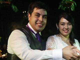 El matrimonio de Rita Chavez y Juan Fco. Toledo
