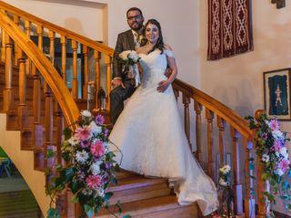 El matrimonio de Ornella y Gonzalo