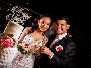 El matrimonio de Ileana y John