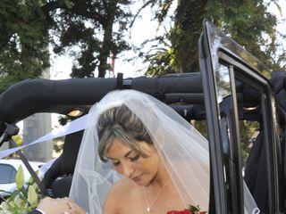 El matrimonio de María Elena y Ivar 1