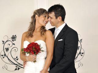 El matrimonio de María Elena y Ivar