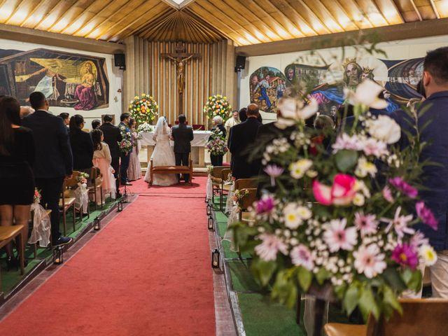 El matrimonio de Gonzalo y Ornella en San Pedro de la Paz, Concepción 5