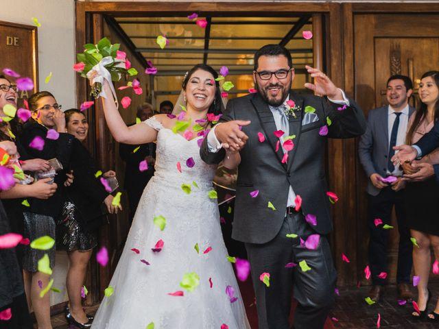 El matrimonio de Gonzalo y Ornella en San Pedro de la Paz, Concepción 1
