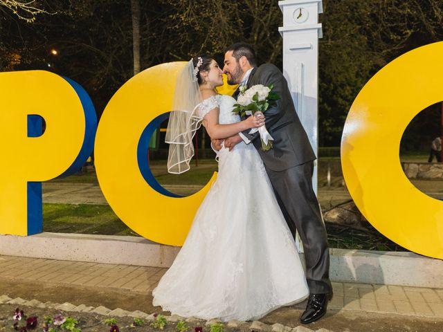 El matrimonio de Gonzalo y Ornella en San Pedro de la Paz, Concepción 9