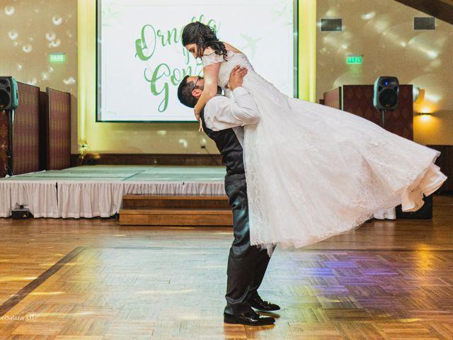 El matrimonio de Gonzalo y Ornella en San Pedro de la Paz, Concepción 16