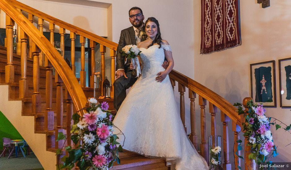 El matrimonio de Gonzalo y Ornella en San Pedro de la Paz, Concepción