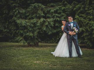 El matrimonio de Ximena y Cristian