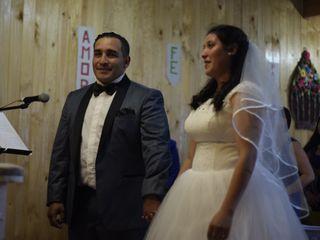El matrimonio de Carolina y Miguel 1