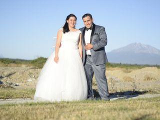 El matrimonio de Carolina y Miguel