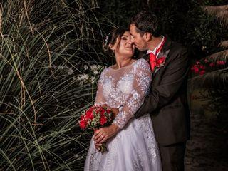 El matrimonio de Marcela y Esteban  1