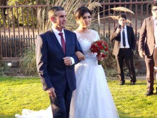 El matrimonio de Marcela y Esteban  3