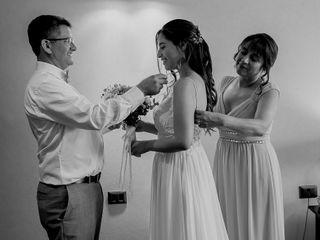 El matrimonio de Gabriela y Juan 1