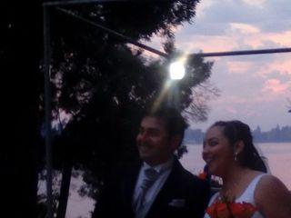 El matrimonio de Leslie y Javier 2
