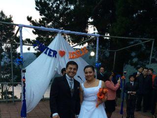 El matrimonio de Leslie y Javier