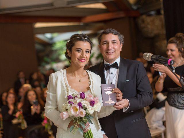 El matrimonio de Loredanna y Luigi