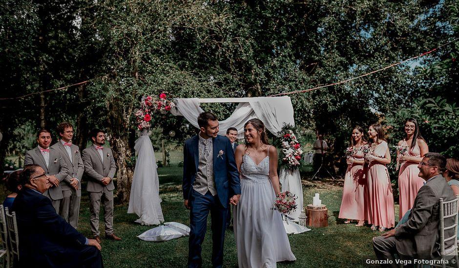 El matrimonio de Juan y Gabriela en Los Ángeles, Bío-Bío