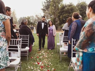 El matrimonio de Katherine y Daniel 3