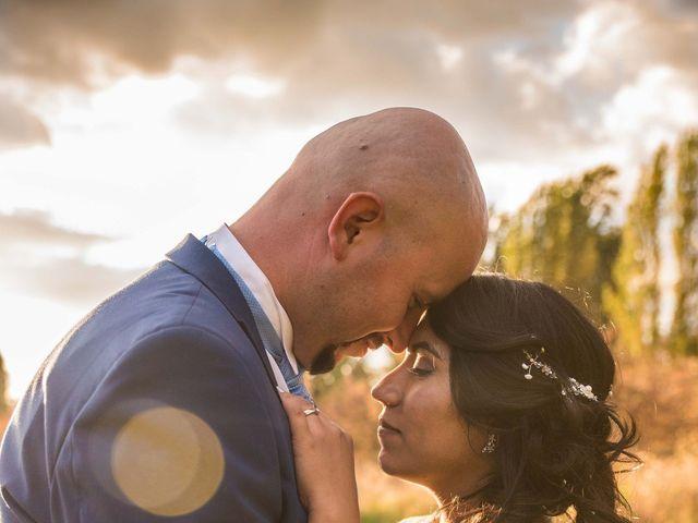 El matrimonio de Martina y Ernesto