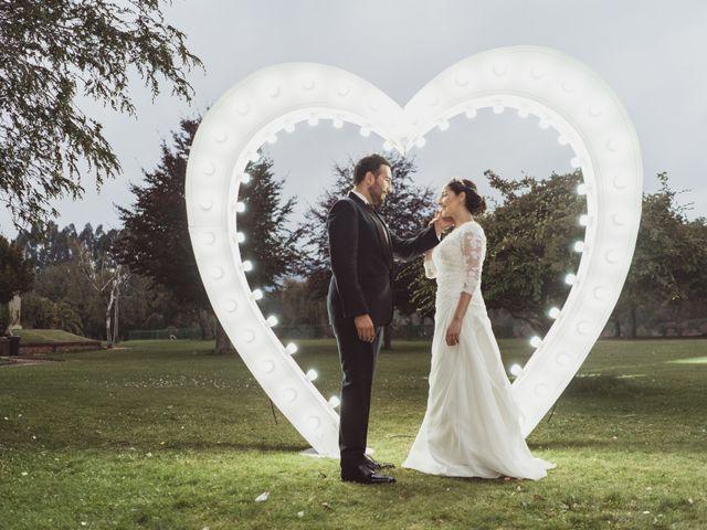 El matrimonio de Katherine y Daniel