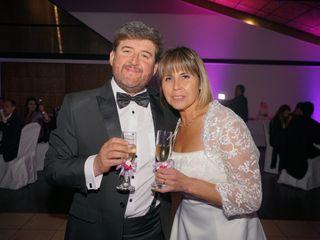 El matrimonio de Laura y Ricardo