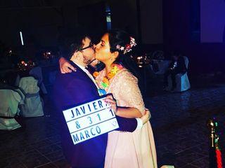 El matrimonio de Javiera y Marco