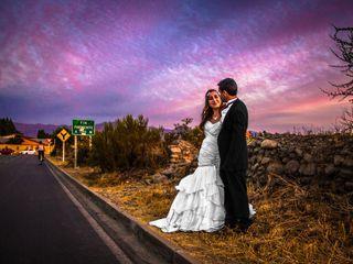 El matrimonio de Yazmina y Jaime