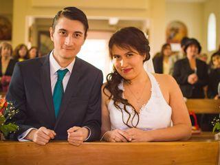 El matrimonio de Javier y Karen