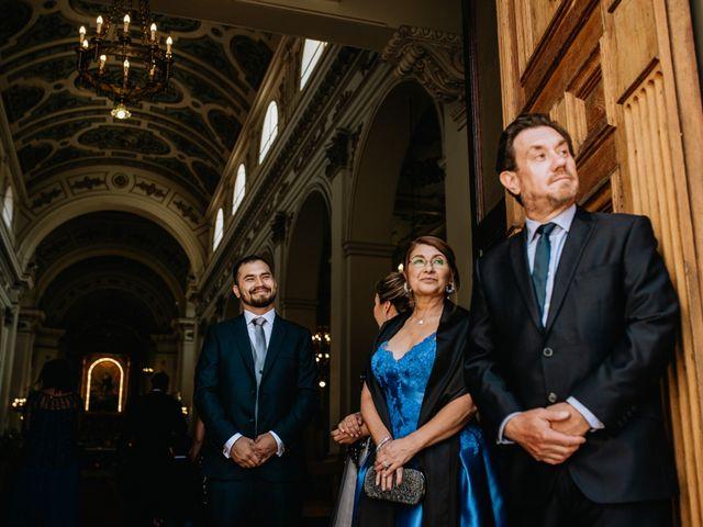El matrimonio de Cristóbal y Cote en Santiago, Santiago 7