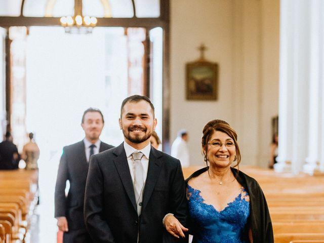 El matrimonio de Cristóbal y Cote en Santiago, Santiago 8