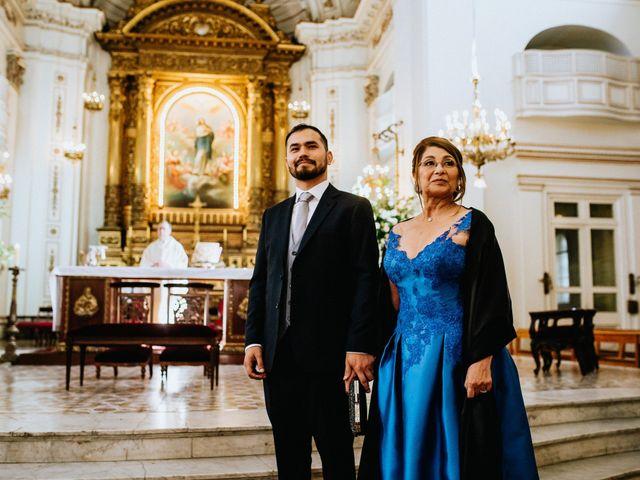 El matrimonio de Cristóbal y Cote en Santiago, Santiago 9
