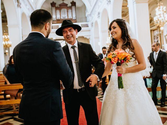 El matrimonio de Cristóbal y Cote en Santiago, Santiago 12