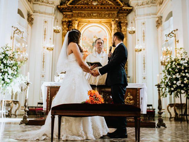 El matrimonio de Cristóbal y Cote en Santiago, Santiago 13