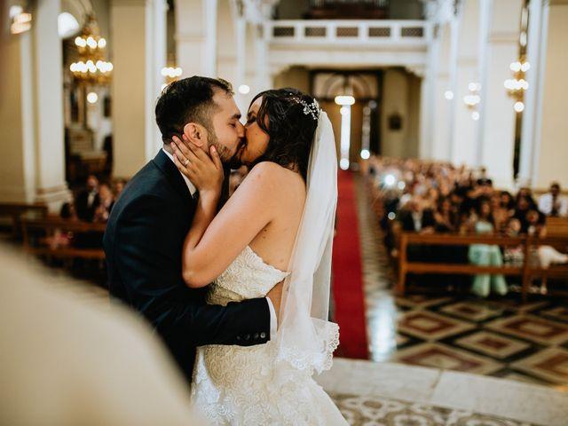 El matrimonio de Cristóbal y Cote en Santiago, Santiago 15