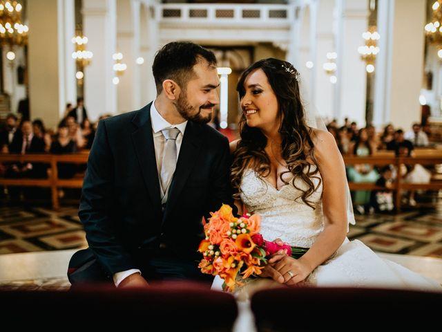 El matrimonio de Cristóbal y Cote en Santiago, Santiago 16