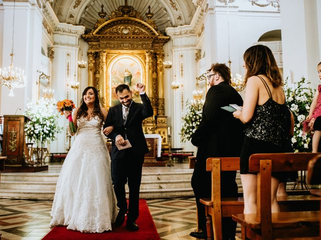 El matrimonio de Cristóbal y Cote en Santiago, Santiago 17