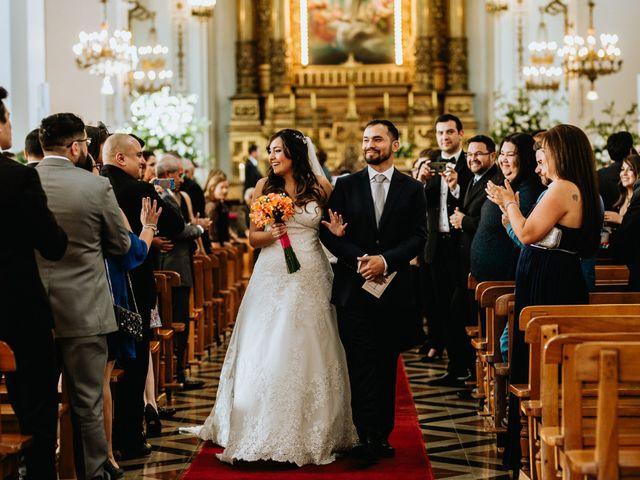 El matrimonio de Cristóbal y Cote en Santiago, Santiago 18