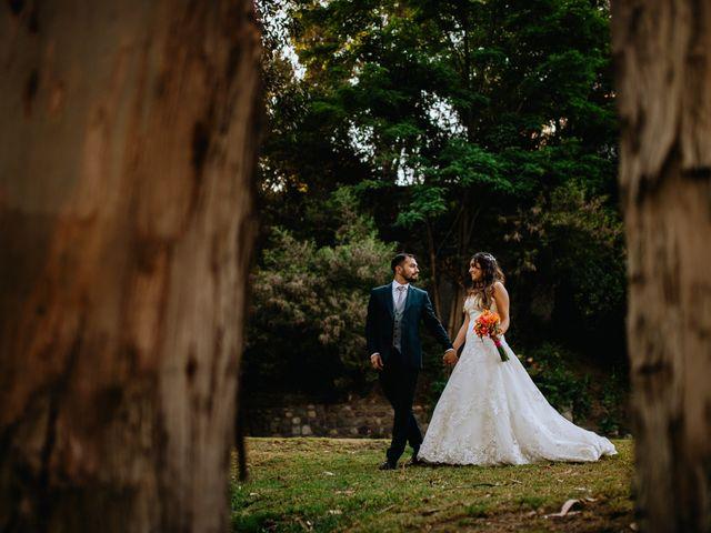 El matrimonio de Cristóbal y Cote en Santiago, Santiago 26