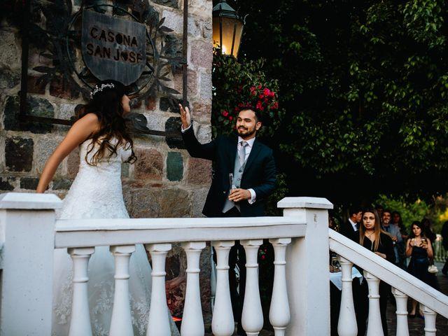 El matrimonio de Cristóbal y Cote en Santiago, Santiago 34