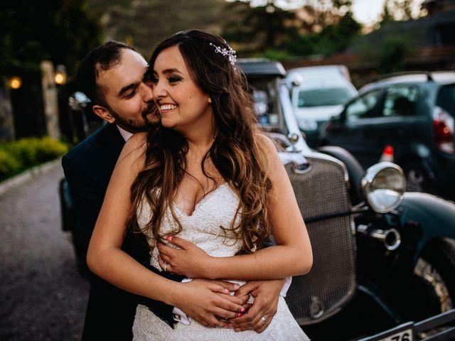 El matrimonio de Cristóbal y Cote en Santiago, Santiago 36