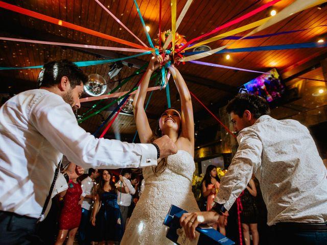 El matrimonio de Cristóbal y Cote en Santiago, Santiago 57