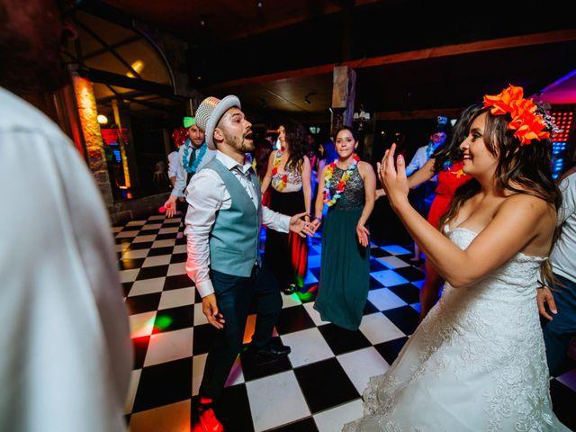 El matrimonio de Cristóbal y Cote en Santiago, Santiago 64