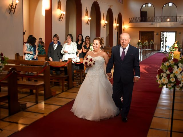 El matrimonio de Rodrigo y Alejandra en Santiago, Santiago 7
